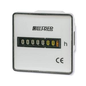 Contador horario electromecánico
