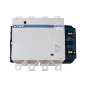 Contactor tetrapolar (4NA) con mando en DC rango 115÷1500A
