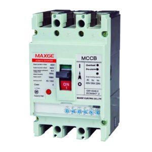 SGM3E Interruptores en caja moldeada - Configuración electrónica