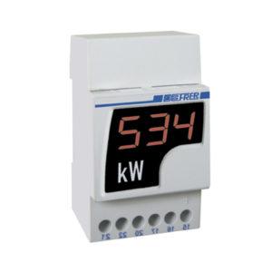 Voltimetro/Amperimetro configurable modular