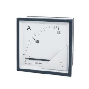Amperimetros en corriente contínua