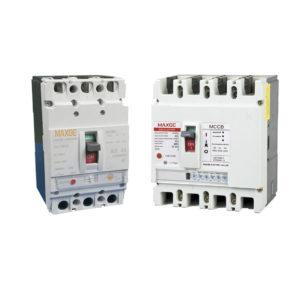 Interruptores automáticos de potencia y relés diferenciales