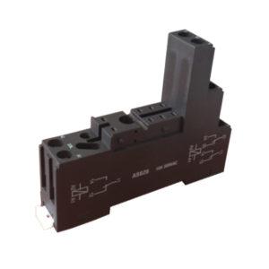 Base para relé de circuito impreso