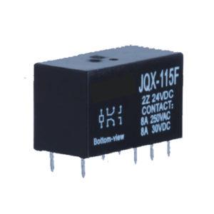 Relés de circuito impreso