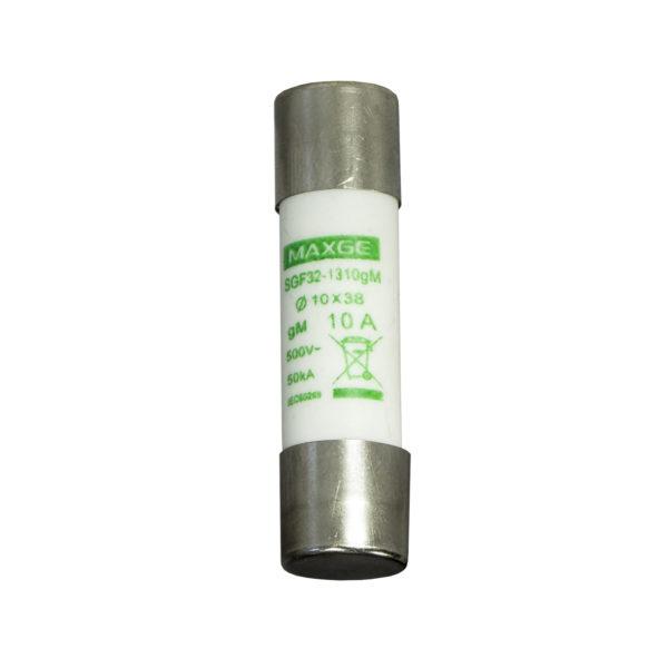 Fusibles hasta 32A 10x38mm - 1000VDC