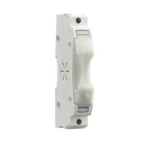 Portafusible seccionable hasta 63A - 1500VDC