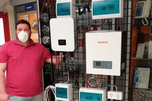 Formacion Retelec System Gestion Energetica Autoconsumo Fotovoltaico Productos COVAMA