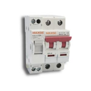 Interruptores y conmutadores de maniobra