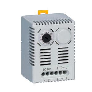 Termostato electrónico para equipos a 24VDC