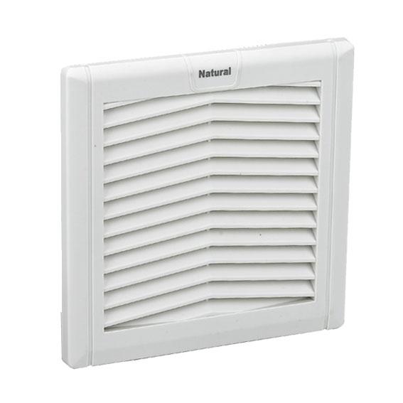 Rejillas de ventilación con filtro IP54