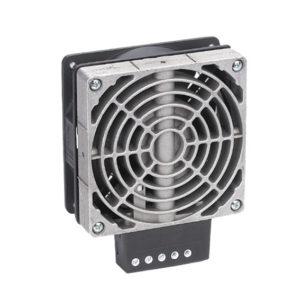 Resistencia plana con ventilador