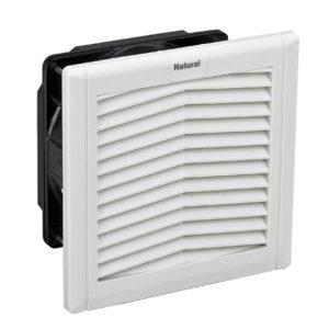 Ventiladores con filtro IP54