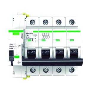 Reconectador automático magnetotérmico