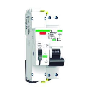 Reconectador automático magnetotérmico DPN