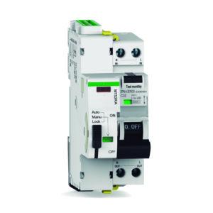 Reconectador automático magnetotérmico y diferencial