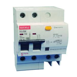Interruptor magnetotérmico y diferencial