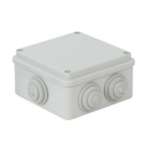 Serie CP10. Fijación de cubierta por tornillo metálico IP54