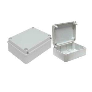 Serie CP10. Fijación de cubierta por tornillo plástico IP67 estanco