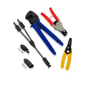 Conectores y herramientas