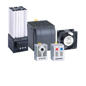 Accesorios para la gestión térmica de armarios