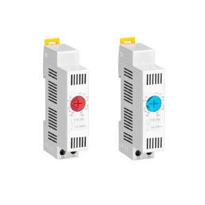 Termostatos modulares basicos