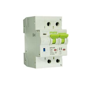 Protección combinada IGA + permanente con reconexión para vehículo eléctrico